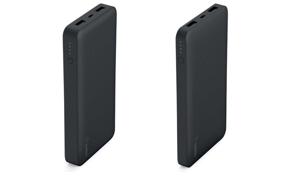 Belkin Pocket Power 10K och 15 K Power Bank