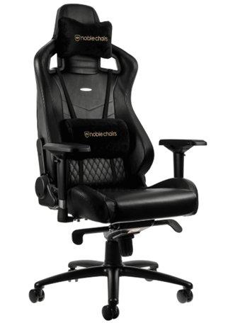 Läderstol från Noblechairs