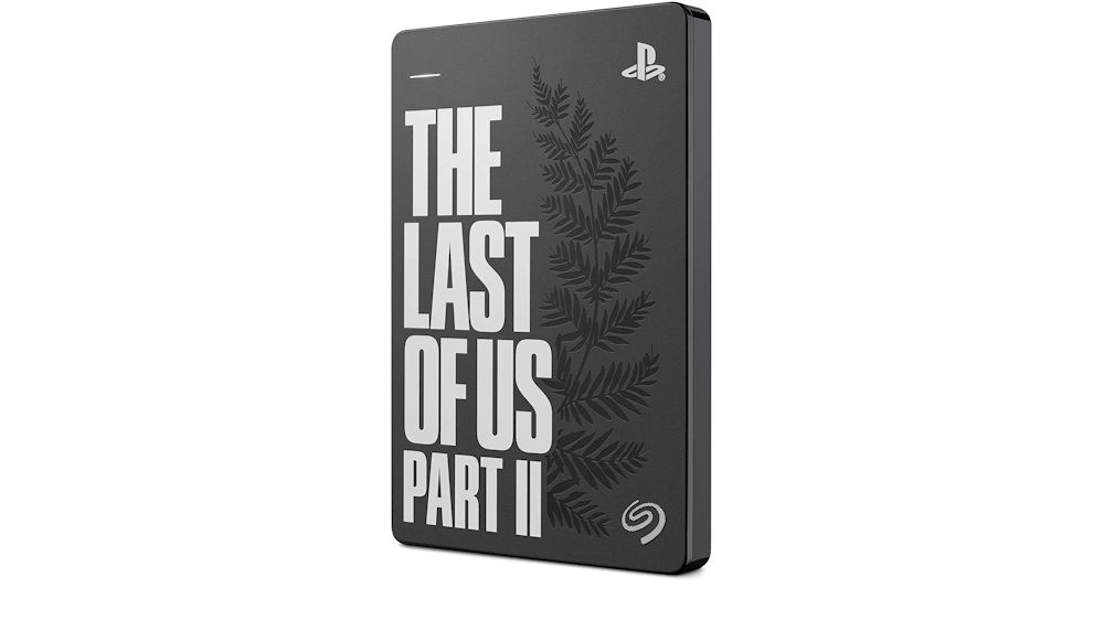 Seagate The Last of Us Part II Game Drive