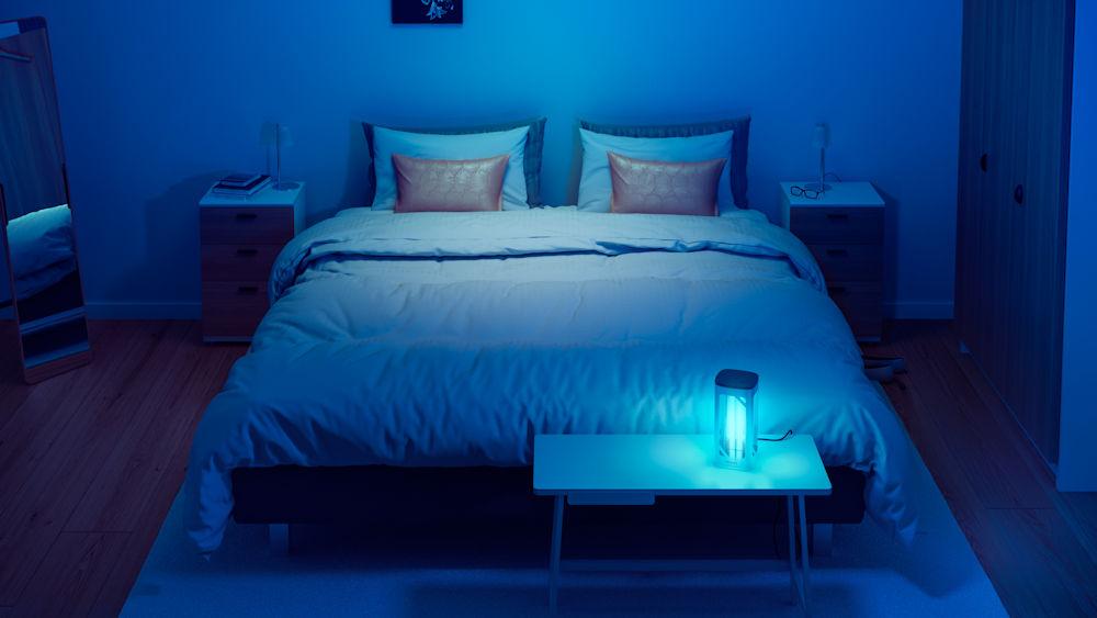 Philips UV-C bordslampa