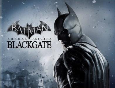 BLackgate Cover