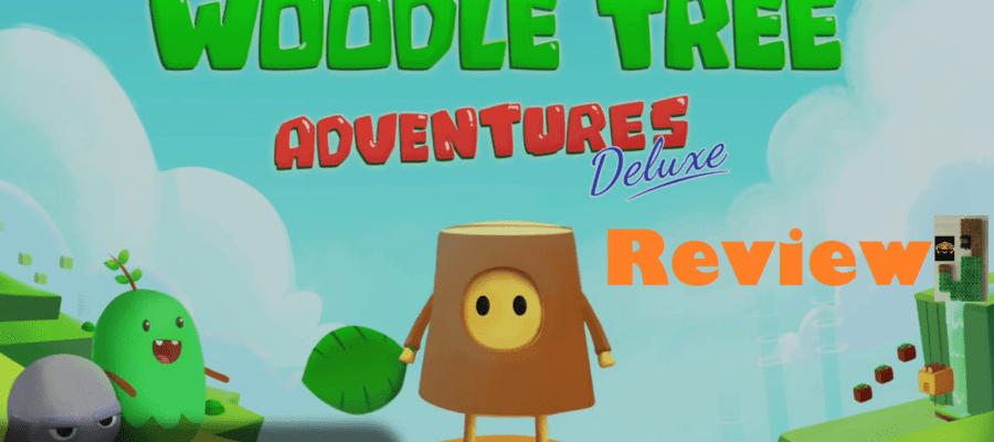 Woodle Tree Adventures Deluxe Review Switch