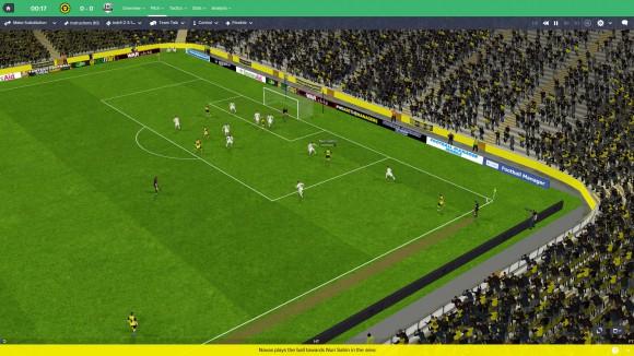 Football Manager 16 Dortmund