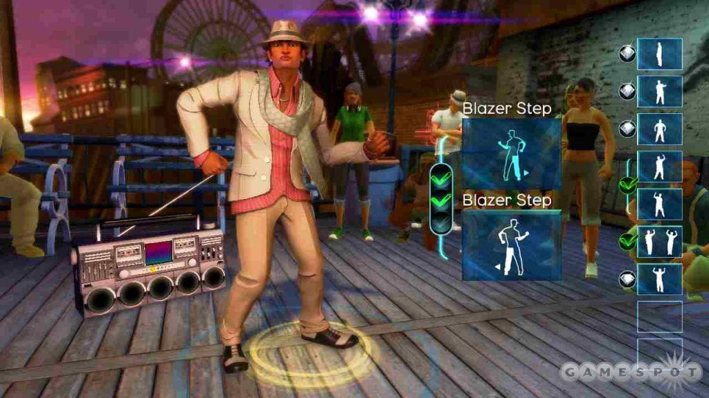 Dance Central Hra Pro Xbox 360 GameExprescz