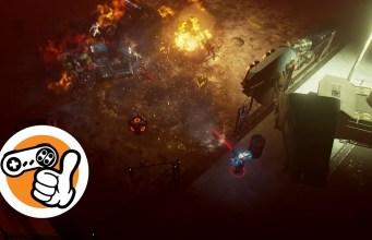 Eerste gameplaybeelden van Solstice Chronicles: MIA