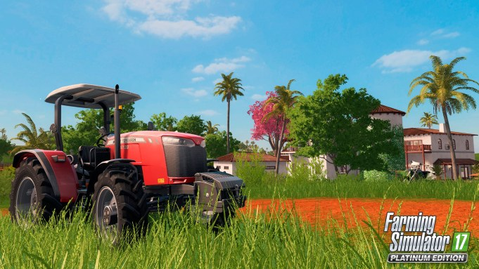 Farming Simulator 17 Platinum Edition header