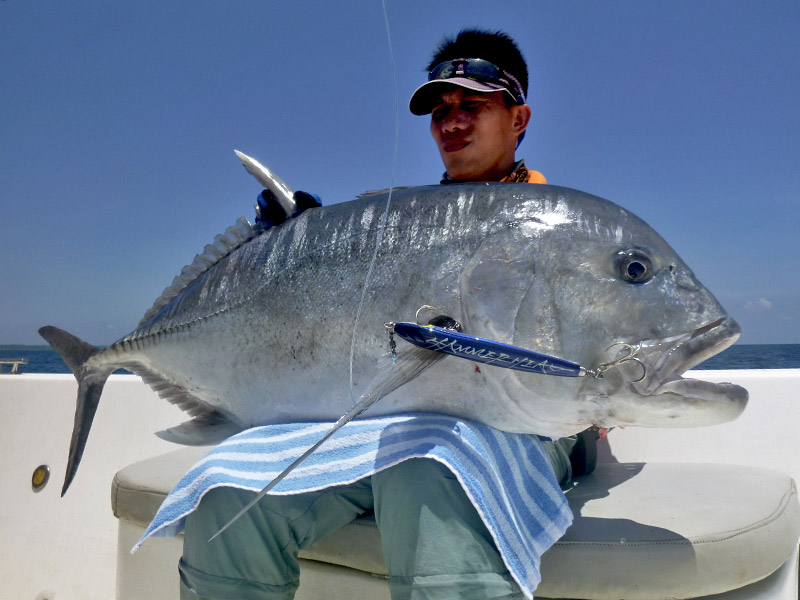 1_giant-trevally_popping_andamans_fishing_carpenter-rods_shimano-stella-reels_hammer-head-lures_koh-guan-chu