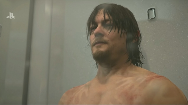 DeathStrandingShower