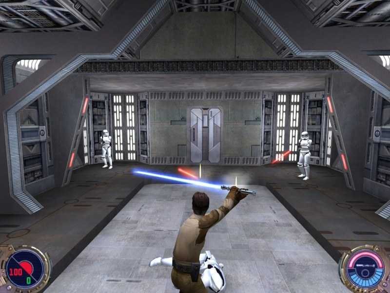 Star Wars Jedi Knight II   Jedi Outcast   Images   Screenshots     Star