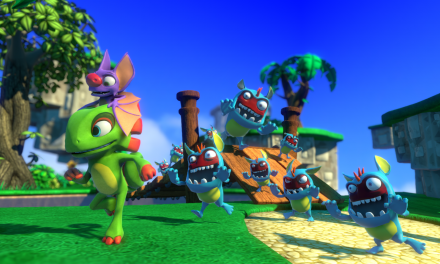 Outright Games Announce Crayola Scoot   Game Hype Yooka Laylee Soundtrack is Coming to Vinyl