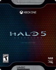 Halo 5 Guardians - Limited Edition Xbox One