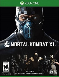 Mortal Kombat XL (XB1) $39.98 @ Amazon