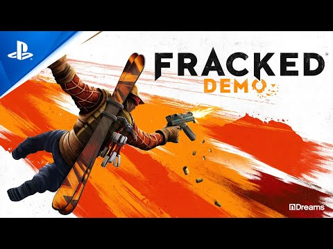 Demo out today for Fracked, a fast-paced PS VR action game