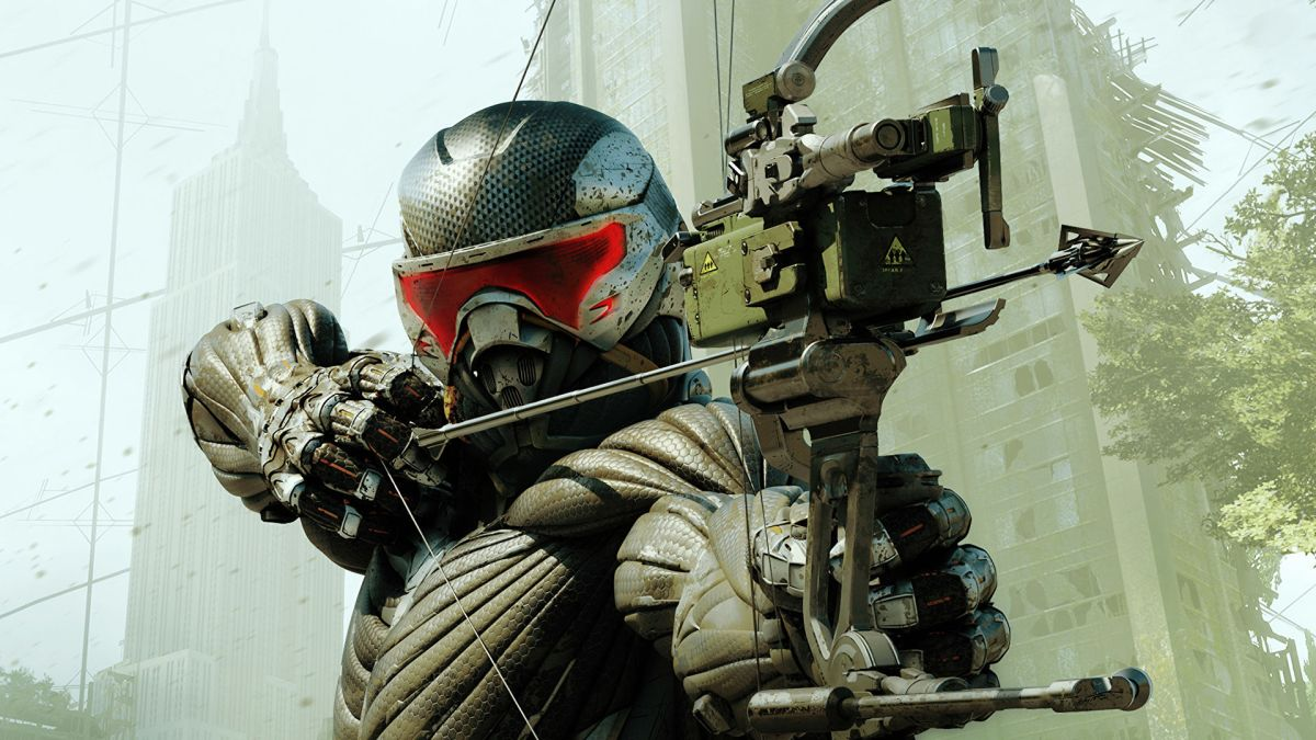 Crysis Remastered Trilogy: new and old versions compared