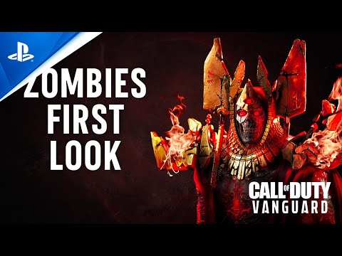 An inside look at Zombies and Campaign mode in Call of Duty: Vanguard