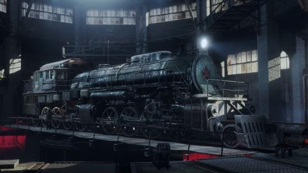 metro exodus train