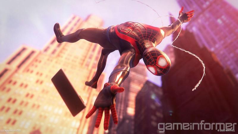 Spider-Man: Miles Morales Exclusive Screenshot Gallery