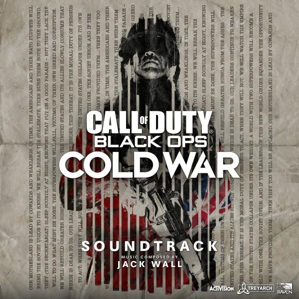 cod black ops cold war soundtrack art