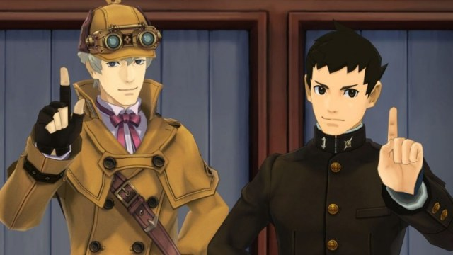 Capcom Announces The Great Ace Attorney Chronicles, Finally Bringing The Series Westward 2