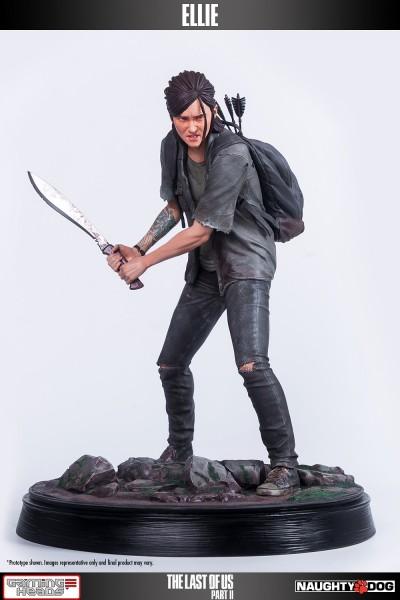 A New Ellie Statue Headlines Fresh The Last Of Us Part II Gear 2