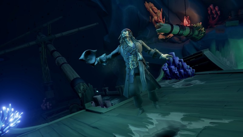sea of thieves a pirates life jack sparrow