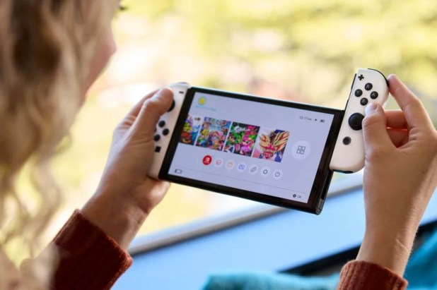 nintendo switch oled features