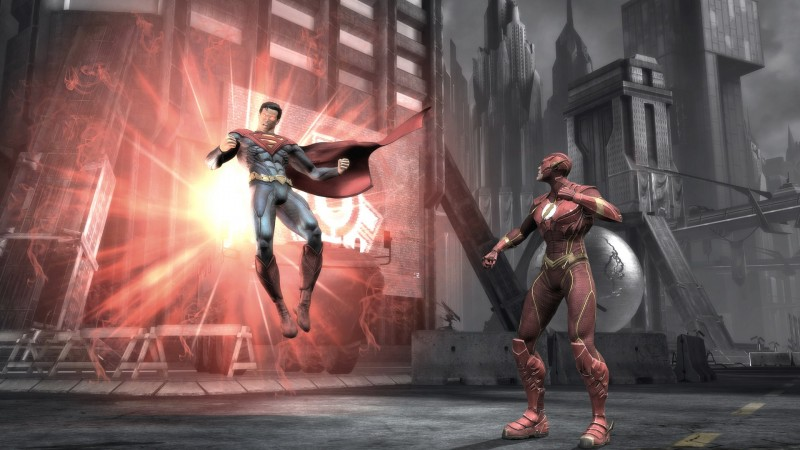 Injustice: Gods Among Us Movie Announced 3