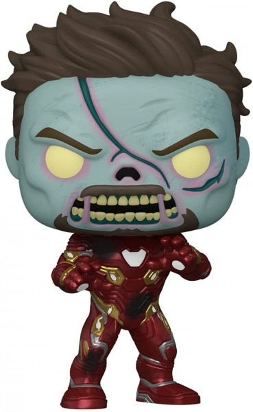 """Marvel's """"What If...?"""" Is Getting 11 Funko Pops, Including Several Zombies 7"""