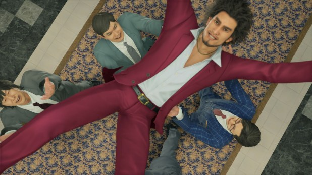 Yakuza: Like A Dragon Review – A New Hero Takes His Turn - Game Informer