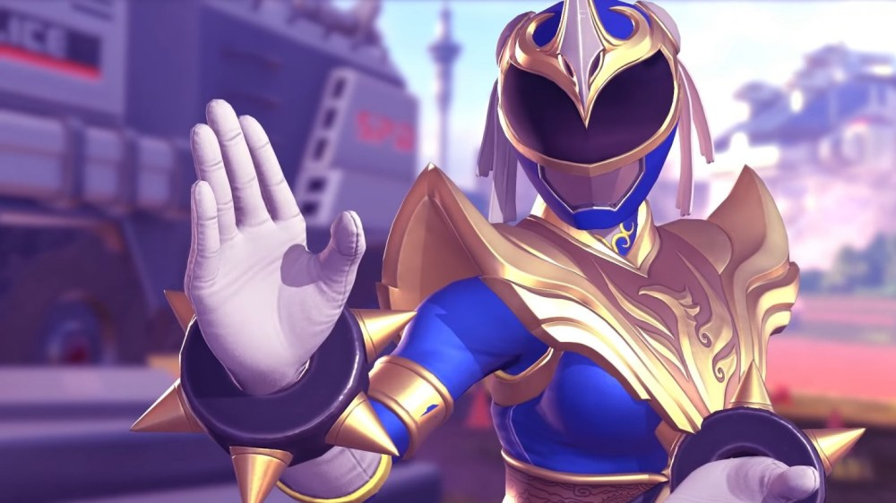 Ryu And Chun-Li From Street Fighter Join Power Rangers: Battle For The Grid  - Game Informer