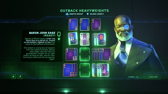 A Story-Based Solitaire Game From The Studio Behind John Wick Hex Is Available Now 2