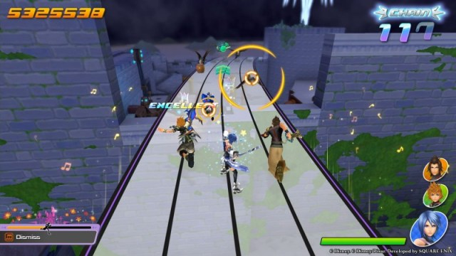 Hands-On With Kingdom Hearts Melody of Memory 2