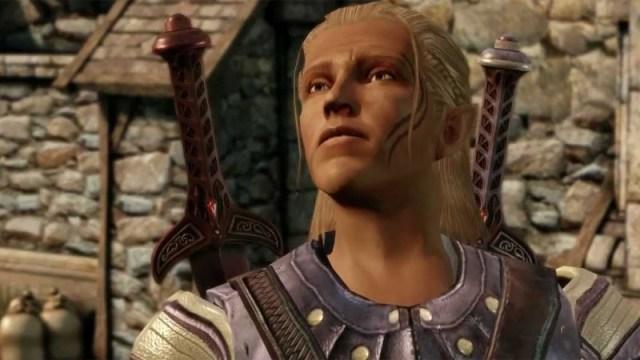 L'acteur de Zevran rassemble les fans pour Dragon Age 4 - Crumpa