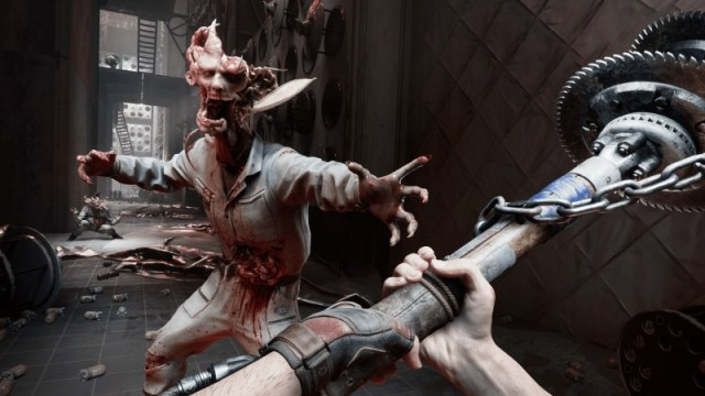 Atomic Heart Gameplay Compilation Showcases Intense Action and Creepy Open-World 2