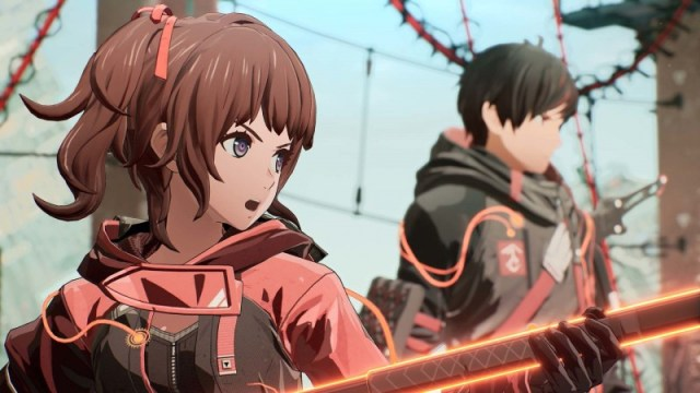 Check Out Scarlet Nexus' Beautiful Animated Opening Sequence 2