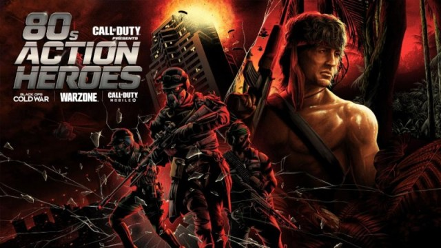 Call Of Duty: Warzone And Black Ops Cold War Is Getting Rambo And Die Hard, Confirms Activision 2