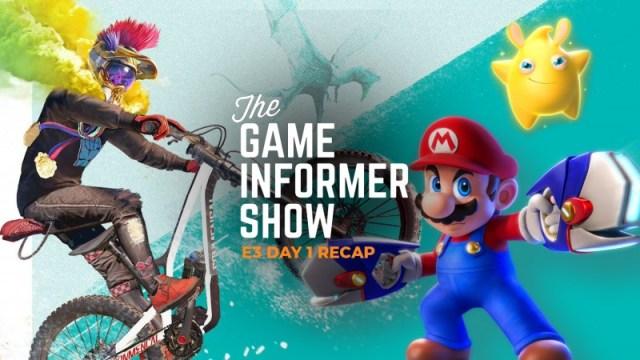 GI Show – Mario + Rabbids Rules E3 Day 1 Recap 2