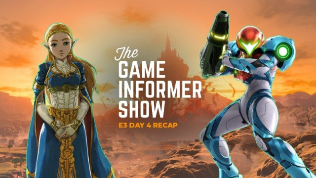 GI Show – Metroid Dread And Breath of the Wild 2 In Our Final E3 Recap 2