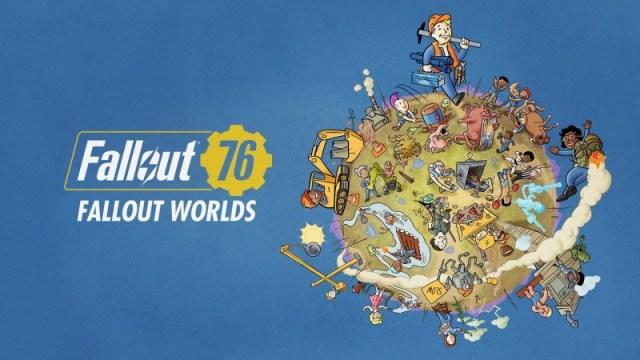 Watch Fallout 76's Worlds Update Launch Trailer 2