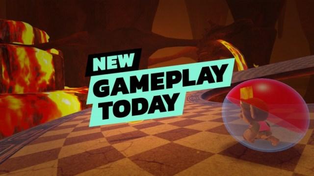 Super Monkey Ball Banana Mania | New Gameplay Today 2