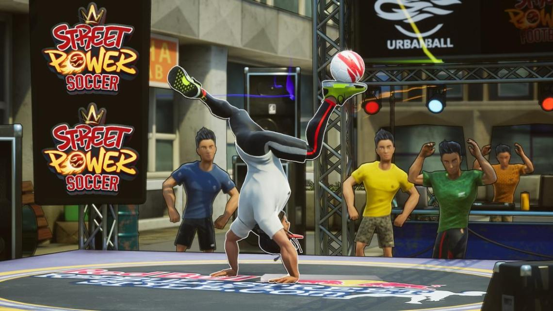 Street Power Football – Gameplay-Trailer zeigt Panna-Modus und weitere Charaktere