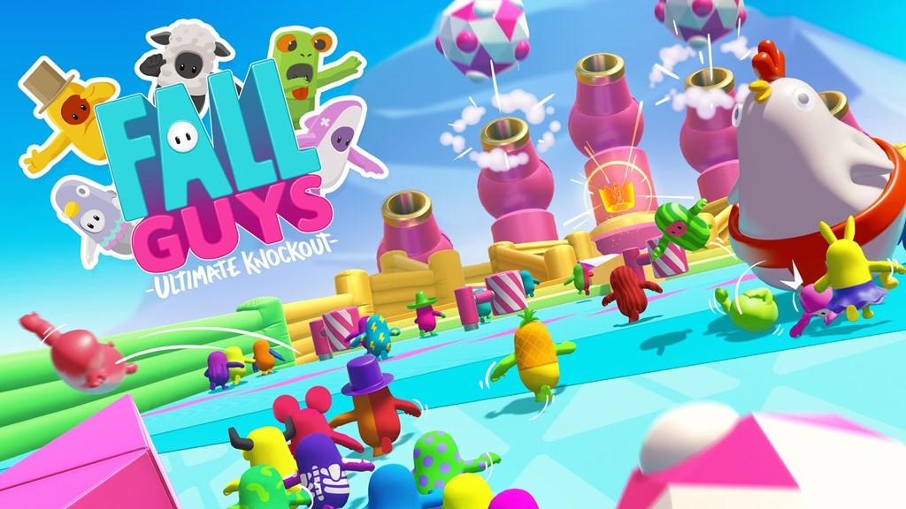 Fall Guys: Ultimate Knockout – Epic Games kauft die Entwickler auf