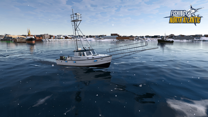 Fishing: North Atlantic – Das Winter-Update ist da