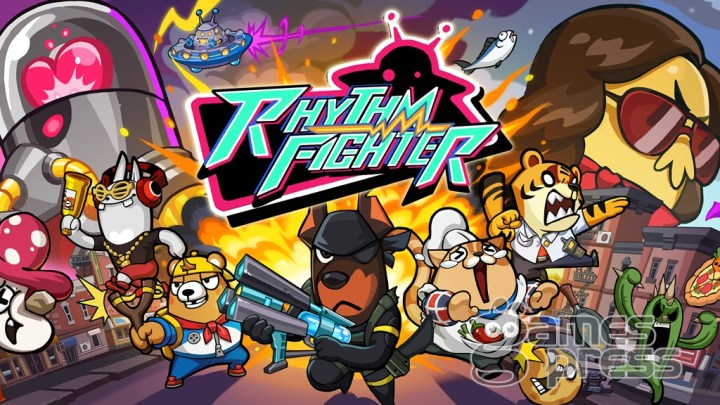 Rhythm Fighter – Ab Januar für Nintendo Switch