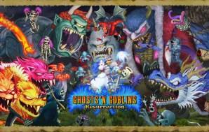 [Análisis] Ghosts 'N Goblins Resurrection. La desesperación regresa a PS4