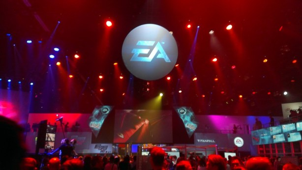 massive EA presence at E3 2013