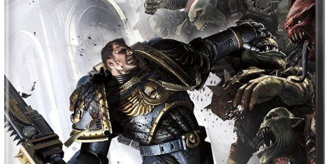 gamelover Warhammer 4000 Space Marine