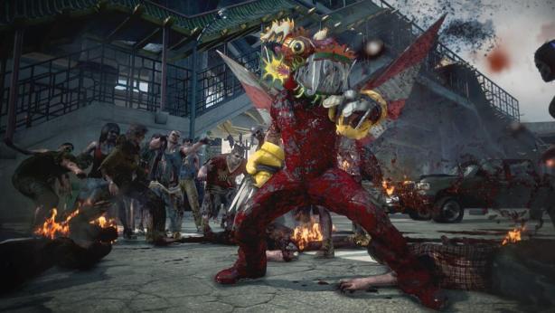 gamelover Mecha Dragon