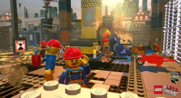 gamelover The LEGO Movie Videogame Screen 3