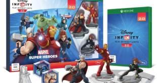 gamelover Disney Infinity 2.0 Marvel Super Heroes